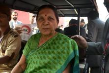 Anandiben Patel's popularity has declined in the wake of the Patel agitation for reservation, according to an internal party report. Photo: Abhijit Bhatlekar/Mint