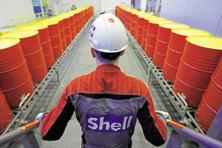 Shell is the only global oil company to have a fuel retail licence in India. Photo: Reuters