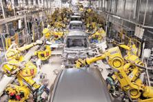 A file photo of a Maruti Suzuki plant. India does not have regulations to check fuel efficiency or mileage claims. It also does not have crash-testing norms for cars. Photo: Ramesh Pathania/Mint