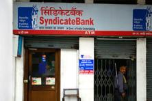 In August 2014, Syndicate Bank's then chairman and managing director S.K. Jain was arrested along with heads of some companies for approving loans in exchange for bribes. Photo: Pradeep Gaur/Mint