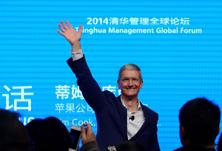 Tim Cook, has said his intention behind meeting the Prime Minister is to understand the infrastructure and role of 4G in India, and to see if Apple can exploit the opportunities that the country has to offer. Photo: Reuters