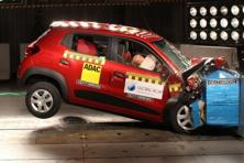 The Indian auto lobby group, the Society of Indian Automobile Manufacturers or Siam, held that the crash test results was scare-mongering. Photo: Global NCAP