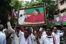 The winning formula for Jayalalithaa, Banerjee as well as Nitish has been using economic growth to distribute rich dividends to the voting masses. Photo: AFP