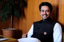 Thakur, son of former Himachal Pradesh chief minister Prem Kumar Dhumal, is also a three-time Lok Sabha MP from his native Hamirpur, as a member of the ruling Bharatiya Janata Party (BJP).