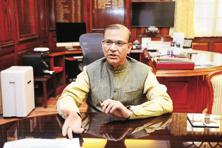 Jayant Sinha, minister of state for finance. Photo: Ramesh Pathania/Mint