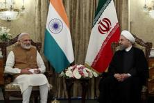 Narendra Modi wrapped up his two-day visit to Iran during which the two countries signed 12 agreements, including a 'milestone' pact on developing the strategic Chabahar port and pledged to combat terrorism and radicalism. Photo: Reuters