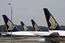 Singapore Airlines has been operating a daily flight from Chennai for the last 15 years. Photo: Bloomberg