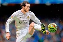 Real Madrid's Gareth Bale. Photo: Miguel Riopa/AFP
