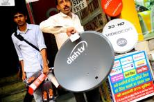 Set-top boxes are tied to specific distribution platform operators such as direct-to-home and local cable operators. Photo: Mint