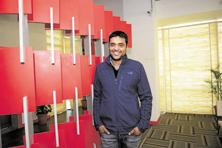 Zomato CEO Deepinder Goyal says the company is no longer physically present in countries where it is not a market leader. Photo: Ramesh Pathania/Mint