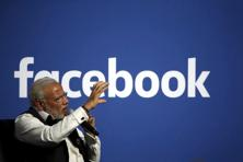 In Narendra Modi's government, 47 of 50 cabinet ministers and state ministers with independent charge have a verified Facebook presence. Photo: Reuters