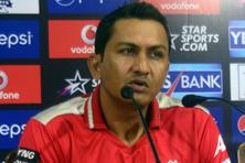 A file photo of Sanjay Bangar. Photo: HT
