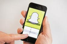 Snapchat has faced concerns that the company's estimated valuation is not justified because of its uneven revenue stream. Photo: Getty Images