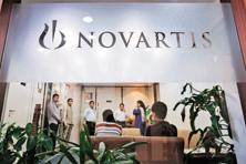 Novartis India on Thursday reported a stand-alone net profit of <span class='WebRupee'>Rs.</span>21.5 crore for the March quarter. Photo: Reuters