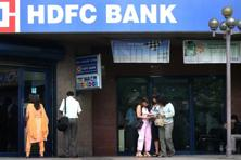 HDFC Bank shares closed at a record high of <span class='WebRupee'>Rs.</span>1,187.35 on Friday, up 0.5% from their previous close. Photo: Bloomberg