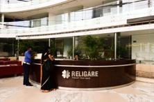 Currently, Religare Enterprises is the non-operative holding company for its various underlying operating businesses and is listed on the stock exchanges. Photo: Pradeep Gaur/Mint