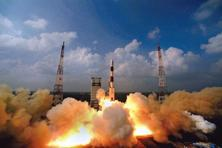 The Mangalyaan mission used home-grown technologies to successfully send an operational spacecraft to Mars, on its very first attempt, on a budget of $74 million—less than what it costs to produce many Hollywood movies. Photo: ISRO/AFP