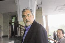 A file photo of United Breweries chairman Vijay Mallya. Photo: Hindustan Times