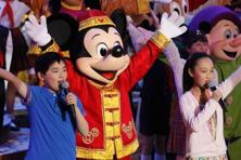 All systems are go for the 16 June opening of the $5.5 billion Disney Shanghai Resort, the largest foreign investment ever from the world's biggest theme-park operator. Photo: Reuters