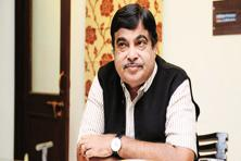A file photo of Union minister Nitin Gadkari who says that the government is committed to bringing down the number of road accidents. Photo: Mint