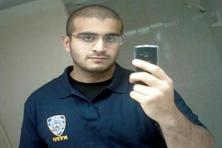 An undated photo from a social media account of Omar Mateen, who Orlando Police have identified as the suspect in the mass shooting at a gay nighclub in Orlando. Photo: Reuters