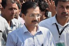 Delhi chief minister Arvind Kejriwal. Photo: PTI