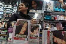 For L'Oreal, the new launch comes after a gap of two years following Garnier Black Naturals. Photo: AFP