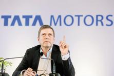 A file photo of Guenter Butschek. Tata Motors wants to get back to more than 50% market share in the commercial vehicle business and a double-digit share in the passenger vehicle industry. Photo: Reuters