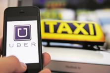 Owners and drivers on the Uber platform will now be able to buy cars like the Indica and Indigo from Tata Motors. Photo: Reuters