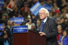 Sanders has kept his campaign alive as leverage to force concessions from Clinton on his policy goals during deliberations on the party's issues platform, and on the reforms he seeks in the Democratic Party's nominating process.  Photo: Reuters
