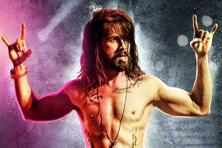 Shahid Kapoor in a still from 'Udta Punjab'