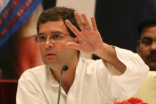On Sunday , Congress vice president Rahul Gandhi turned 46 years old.  Photo: HT