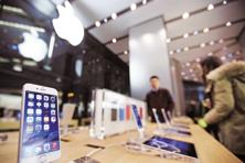 The decision assumes significance as Apple had sought complete exemption from the sourcing provisions. But the finance ministry has rejected that. Now the firm would have to apply afresh to avail the benefits of the changed policy. Photo: Bloomberg