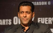 A file photo of Bollywood Superstar Salman Khan. Photo: Hindustan Times