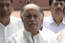 File photo. Kamat said that he was informed by the party leadership on Wednesday night that he would continue to hold charge as earlier of the states and Union territories assigned to him. Photo: HT