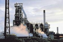 A file photo of Port Talbot steel plant, part of Tata Steel UK assets. Photo: Reuters