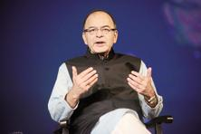 Finance minister Arun Jaitley pointed out that the Congress party should have an internal debate on the alleged corruption allegations being faced by the party. Photo: Mint