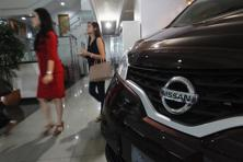Nissan aims to double its reach by 2017 with a total presence of 300 dealers throughout India. Photo: Reuters