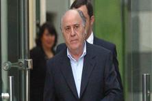 Europe's richest person, Spanish retailer Amancio Ortega, shed $1.5 billion, according to the Bloomberg Billionaires Index. Photo: AFP
