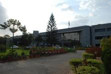 A file photo of the Isro campus in Bengaluru. As part of the development of its own space shuttle, Isro in May carried out a test in which scientists developed a model that was one-fifth the size of the planned shuttle. Photo: Hemant Mishra/Mint