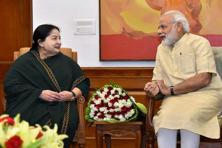 I have repeatedly emphasized the importance of the Government of India undertaking a strong diplomatic offensive to uphold the rights and interests of Indian fishermen from Tamil Nadu, said Jayalalithaa. Photo: PTI
