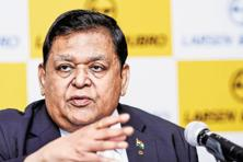AM Naik, group executive chairman at Larsen and Toubro. Photo: Bloomberg
