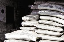 Currently, the top three players—LafargeHolcim-controlled ACC and Ambuja Cement, UltraTech Cement and Dalmia Cement—hold about 41.66% of the 420 million tonne cement market. Photo: Pradeep Gaur/Mint