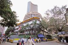 A file photo of the BSE building in Mumbai. Photo: HT
