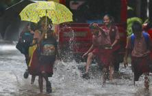 IMD says the monsoon has covered the entire country and the surplus stood at 2% since the season began in June. Photo: AP