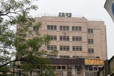 A file photo of CBSE building in East Delhi. Photo: Hindustan Times