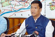 A graduate from Delhi University's Hindu College, Khandu is relatively new to active politics—this is his second term as an MLA. Photo: PTI