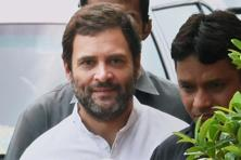 File photo. Rahul Gandhi had earlier moved the Supreme Court in May last year for quashing the criminal defamation case lodged against him for his comments. Photo: PTI