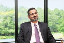 Wipro CEO Abidali Neemuchwala says he's not worried about either falling revenue growth or profitability. Photo: Faheem Hussain/Mint
