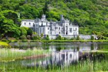 Kylemore Castle. Photo: iStockphoto